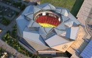 10 'kỳ quan' sắp xuất hiện trên bản đồ bóng đá châu Âu