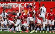 Man Utd: Khi sân nhà chỉ mang đến những cơn ác mộng