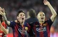 CLB Scotland từng muốn Messi và suýt sở hữu Iniesta