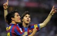 Những ngôi sao có mối liên hệ huyết thống: Krkic và Messi là anh em
