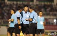 Điểm tin bóng đá Việt Nam tối 08/04: Trọng tài lại gây họa
