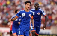 Minh Tuấn dành tặng cha bàn thắng vào lưới HAGL