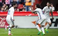 'Thần tài' Isco hiệu quả ngang bằng Gareth Bale