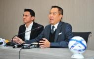 Thái Lan có hơn 66 tỷ để trả lương cho HLV mới