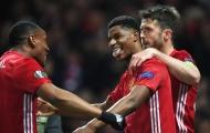 Man United đá với đội hình nào khi vắng Ibra và Rojo?