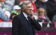 HLV Carlo Ancelotti không có phương án B cho Bayern Munich?