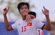 U20 Việt Nam thắng đậm CLB trẻ của Hà Lan 4-0