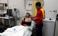 Cần 2 tháng hồi phục, Tiến Dụng chính thức chia tay World Cup U20