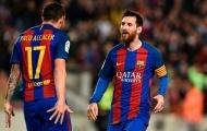 Tiết lộ cầu thủ trong danh sách đẩy khỏi Nou Camp của Messi