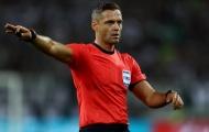 Trọng tài bị Mourinho chê yếu đuối thổi chung kết Europa League