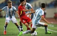 Học gì từ U20 Argentina?