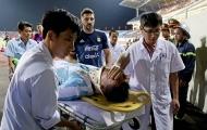 Va chạm với cầu thủ U22 Việt Nam, 'sao' U20 Argentina có nguy cơ lỡ VCK U20 World Cup