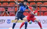 Cửa đi tiếp U20 Futsal Việt Nam sáng trở lại sau trận hòa của Nhật Bản