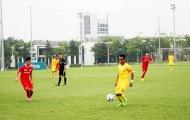 Bảng A giải Bóng đá hạng Nhì Quốc Gia 2017: Lâm Đồng xây chắc ngôi đầu