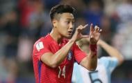 Tiền đạo U20 Hàn Quốc mỉa mai Maradona sau khi ghi bàn