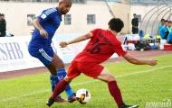 Ngoại binh tỏa sáng, Quảng Nam FC nhọc nhằn vượt qua Hải Phòng