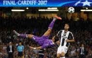 Giáo đường của Ronaldo ở Real Madrid