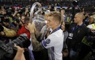Đội hình Real tăng giá trị sau chức vô địch Champions League