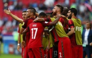 Bồ Đào Nha bị từ chối bàn thắng bằng công nghệ video