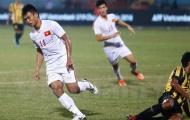 B.Bình Dương gạch tên sao U20 Việt Nam