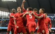 Liverpool vô địch Premier League nếu trận đấu có 60 phút