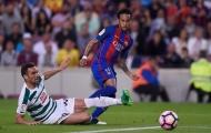 Neymar từng đến kiểm tra y tế tại… Real Madrid