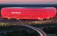 1860 Munich không còn được sử dụng sân vận động Allianz Arena