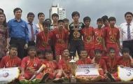 Đánh bại Viettel, U13 HAGL vô địch giải Thiếu niên Nhi đồng toàn quốc