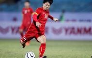Công bố số áo của U22 Việt Nam: Công Phượng giữ số 10