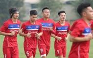 U22 Việt Nam đổ bộ ra Hà Nội đấu dàn sao K-League