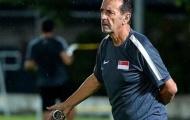 Tuyển U22 Singapore đặt mục tiêu vào bán kết SEA Games 29