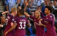 """Manchester City liệu sẽ đoạt cúp với """"chiến thuật lạ""""?"""