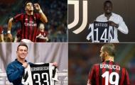 Chi tiêu đáng kinh ngạc của Serie A trên thị trường chuyển nhượng