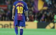 """Messi và những cầu thủ """"lập hat-trick"""" sút trúng cột dọc"""