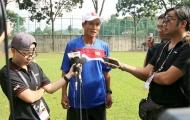 """HLV Mai Đức Chung: """"Tôi tiếc vì các cầu thủ đá không đúng phong độ"""""""