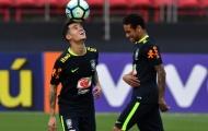 Neymar xúi Coutinho đừng tới Barcelona