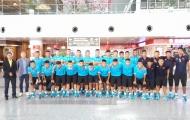 U18 Việt Nam ở cùng khách sạn với Thái Lan tại VCK U18 Đông Nam Á 2017