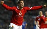 Cãi nhau với Ronaldo, Van Nistelrooy bị tống khỏi Man United