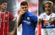 Real có ít bàn thắng hơn James, Morata và Mariano