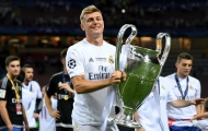 Toni Kroos: Thành công đem đến sự lạnh lùng