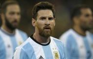 ĐT Argentina lên danh sách: Messi không được nghỉ