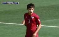 HAGL triệu tập Nguyễn Hữu Anh Tài về nước tham dự VCK U21 quốc gia