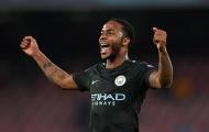 Tỏa sáng với Man City, Sterling được trọng thưởng