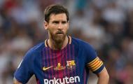 Cuối cùng Messi cũng hóa người thường