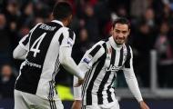 Góc Juventus: Gian nan trở lại ngai vàng