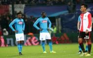SSC Napoli: Xin đừng bước theo Borussia Dortmund!