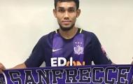 CLB Nhật Bản hoàn tất hợp đồng với ngôi sao tuyển Thái Lan