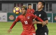 Mức lương cao ngất của CLB Thái Lan dành cho cầu thủ ĐNA