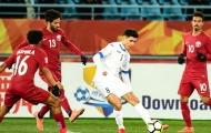 U23 Qatar khiến U23 Uzbekistan đối mặt nguy cơ về nước sớm