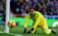 Thủ môn Real bắt phạt đền tốt nhất lịch sử La Liga